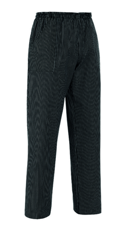 Picture of Chef Trousers Coulisse Pocket Gessato