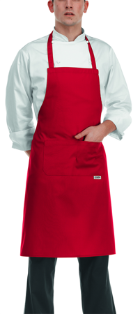 Picture of Bip Apron Red