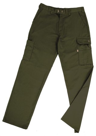 Picture of Classic Way Trousers Χακί