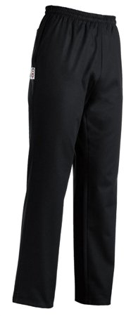 Picture of Chef Trousers Big Black Pant Plus Sizes