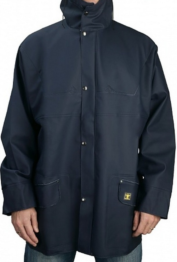 Picture of DERBY Jacket Isolatech Navy
