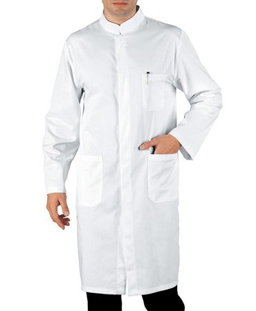 Picture of Men's Lab Coat Camice Davemport