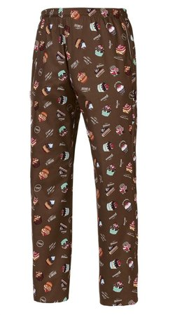 Picture of Chef Trousers Coulisse Sweets