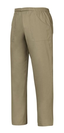 Picture of Chef Trousers Coulisse Pocket Kaki