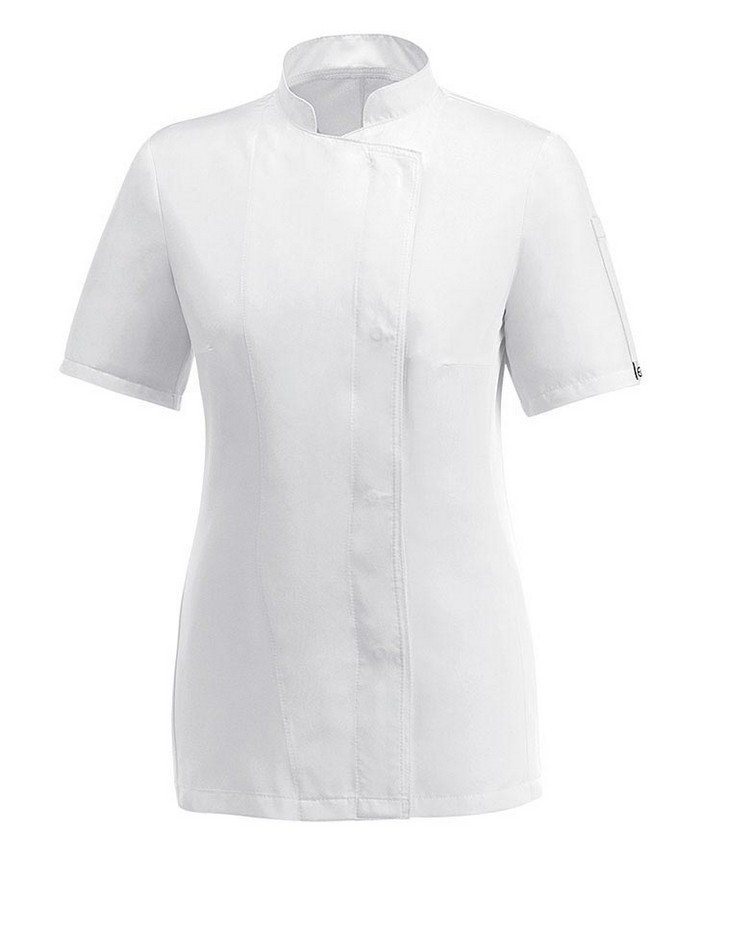 Picture of Σακάκι Chef Easy Girl MM 100% Microfiber / White