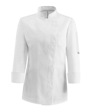 Picture of Σακάκι Chef Easy Girl ML 100% Microfiber / White