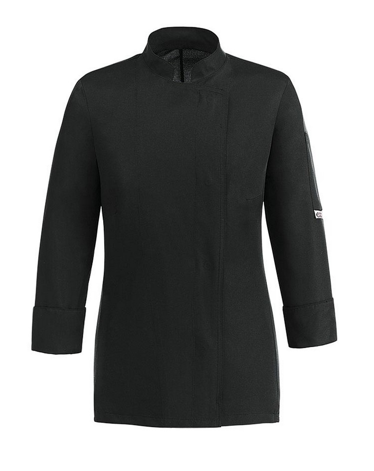 Picture of Σακάκι Chef Easy Girl ML 100% Microfiber / Black
