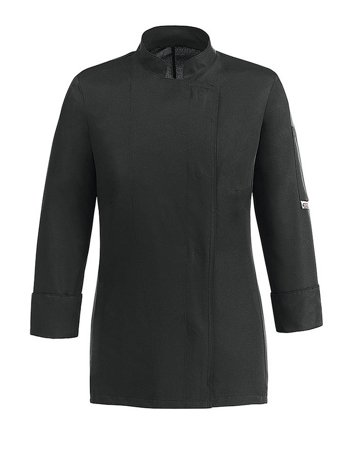 Picture of Chef Jacket Black Girl
