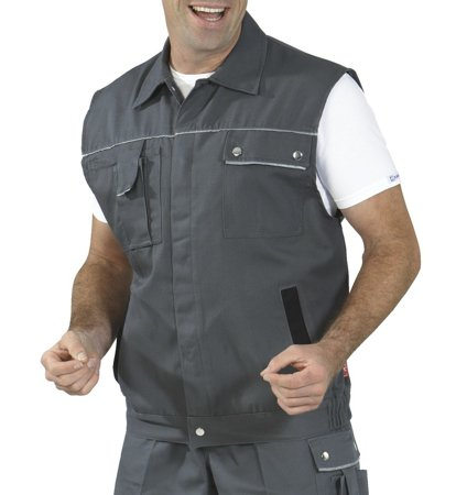 Picture of Work Vest Canvas 320 - 2163