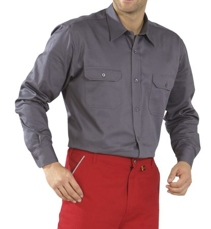 Picture of Twill Shirt Longsleeve 0406