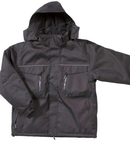 Picture of Alro Working Jacket Black
