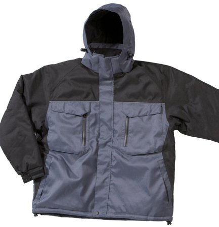 Picture of Alro Working Jacket Grey/Black