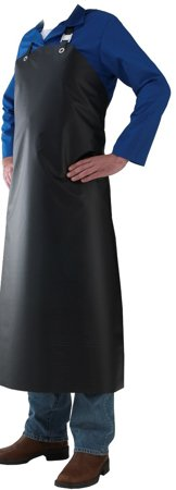 Picture of Waterproof Work Apron Golf / Black
