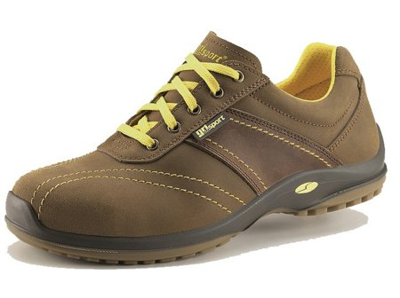 Picture of Safety Shoe Bassano S3 SRC Brown