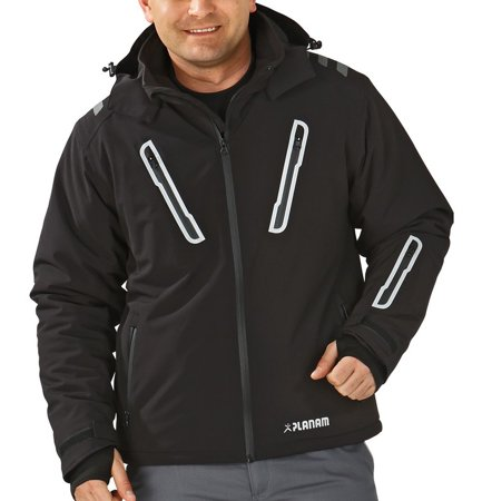 Picture of Waterproof Jacket Iso 3660 black