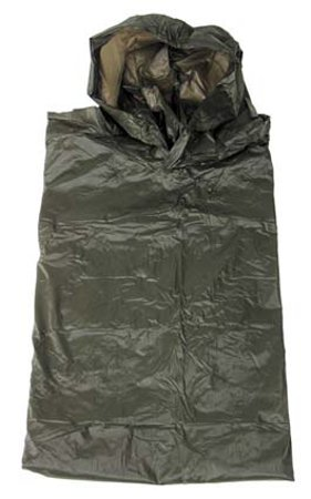 Picture of Poncho vinyl 08203 / OD Green