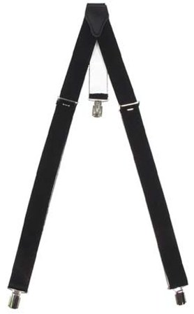 Picture of Suspenders 22182Α / Black