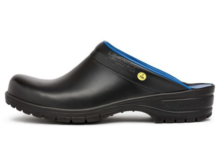 Picture of NokNok Clogs Black 9110 SRC WRU