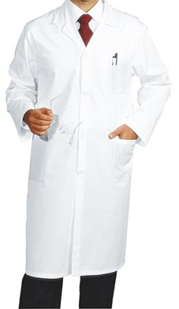 Picture of Men's Lab Coat Camice Medico 110cm