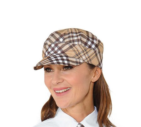 Picture of Cappello Sam  Tartan 072161