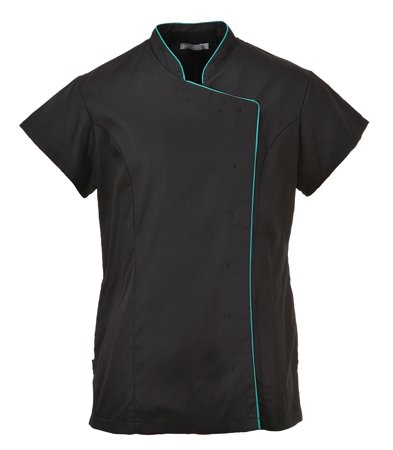 Picture of Women's Tunic LW15 Black-Green