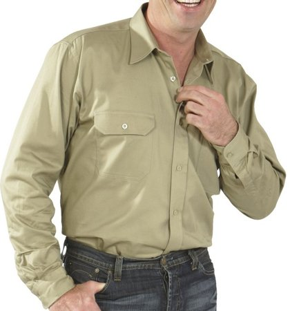 Picture of Twill Shirt Longsleeve 0409