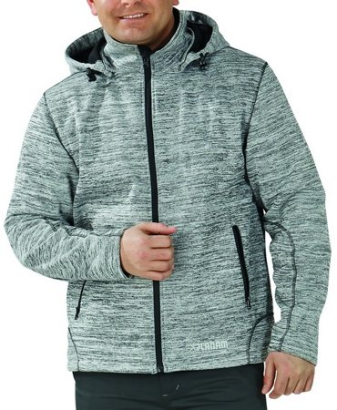 Picture of Marble Jacket Γκρί 3030