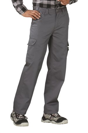 Picture of Easy trousers Grey 3001