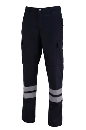 Picture of Work Trousers with reflectors EM214