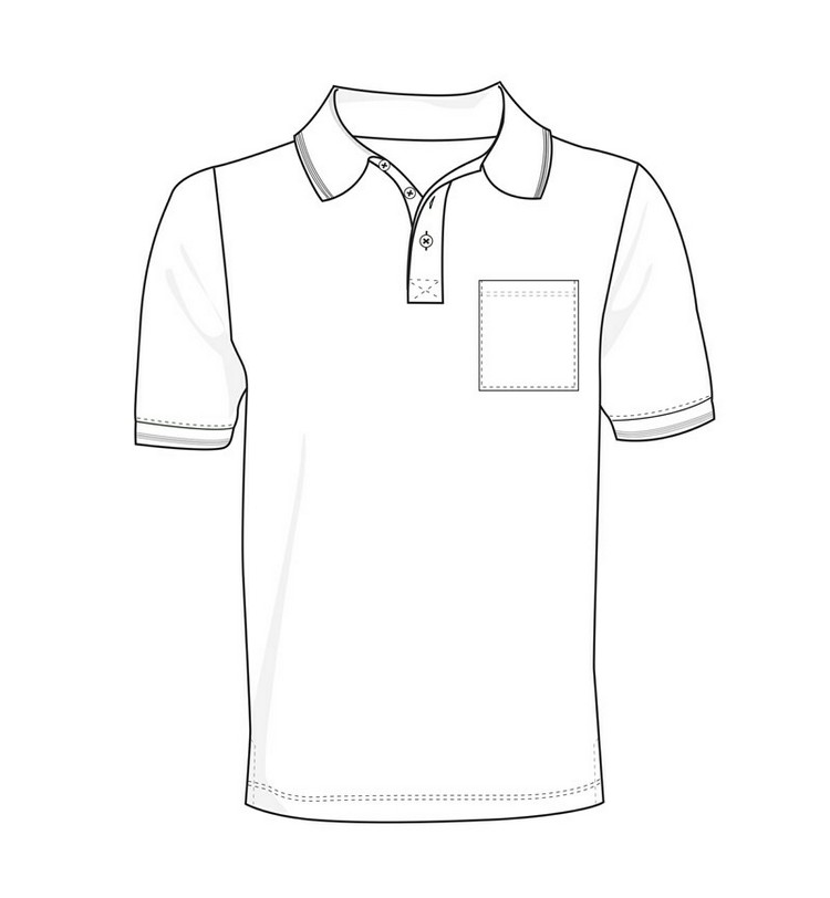 Picture of Classic Polo shirt 0520 Μαύρο