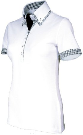 Picture of Womens Polo avant garde New Orleans 29305 White