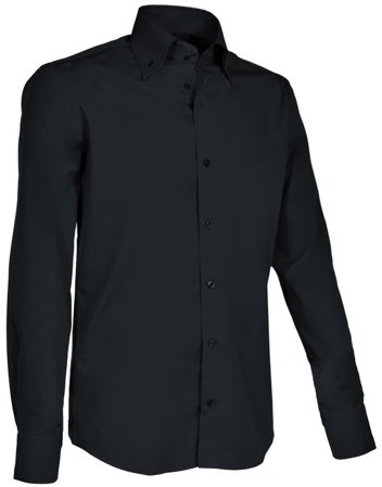 Picture of Shirt Modern Vancouver 90020 black