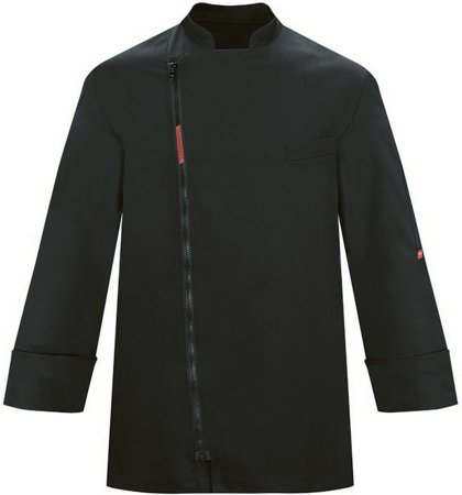 Picture of Chef Jacket Fast Jacket 1547 black