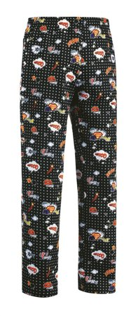 Picture of Trousers Coulisse Pop Art