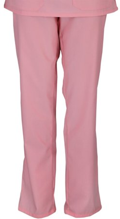 Picture of Scrub Trousers Pink EM
