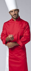 Picture of Chef Jacket Manuel Rosso