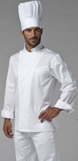 Picture of Chef Jacket Manuel White