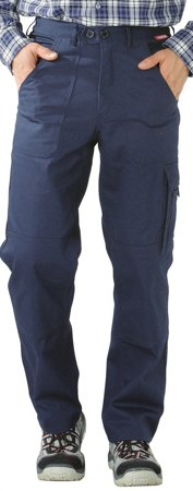 Picture of Cargo trousers Navy 0182