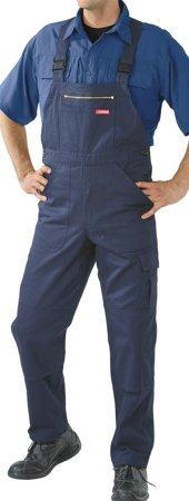 Picture of Cargo Bib-Pant Dungarees 0172 navy