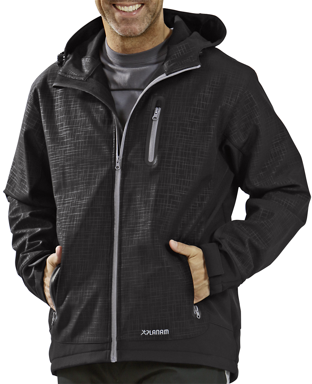 Picture of Cube Softshell Jacket 3700 μαύρο