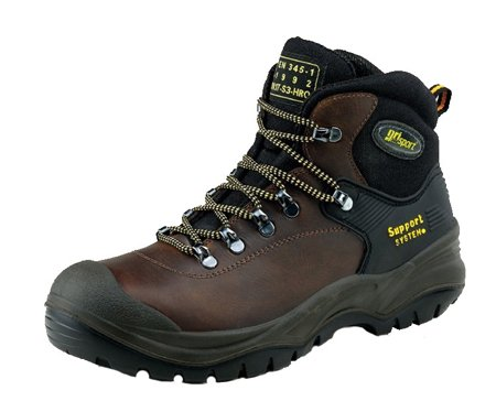 Picture of Safety Boot Cortina S3 HRO SRC HI, Non-Metallic Brown