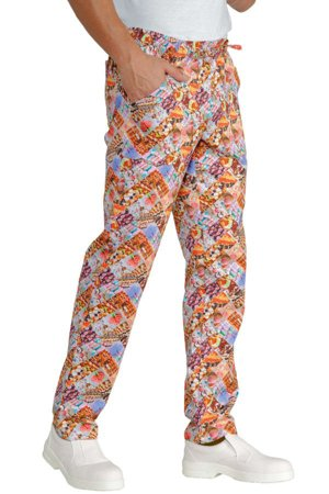Picture of Chef Trousers Pantalaccio Delicious 044627