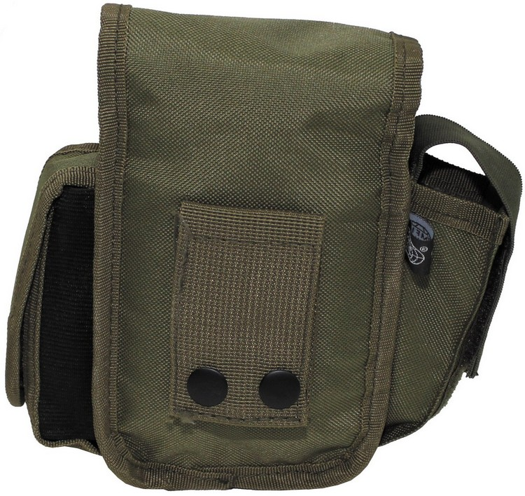 Picture of Belt Pouch 30745Β green