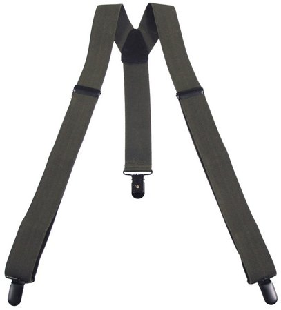 Picture of Suspenders 22182Β green