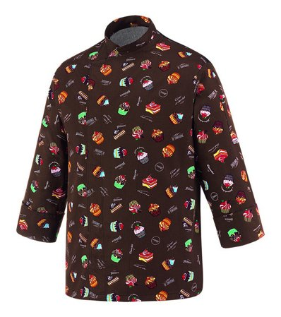 Picture of Chef Jacket Fantasy Sweets