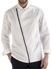 Picture of Chef Jacket Whisky with zip