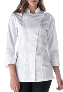 Picture of Chef Jacket Giacca Anna White