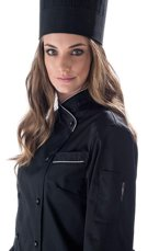 Picture of Chef Jacket Giacca Donna Lady