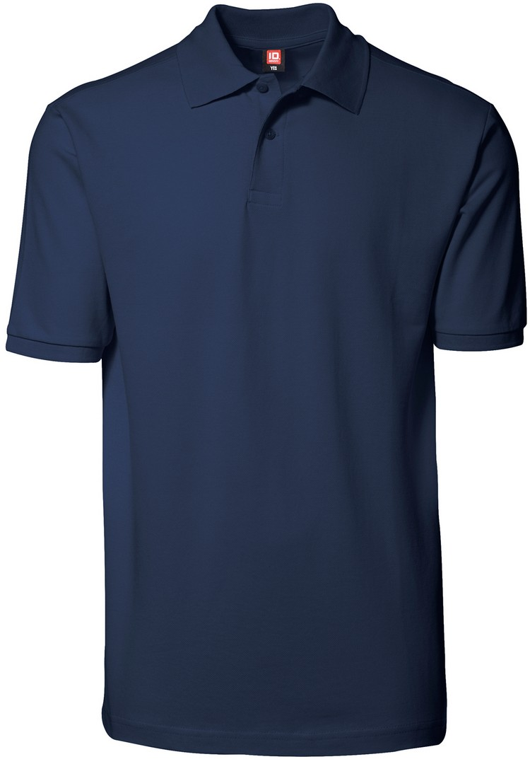 Picture of YES Polo shirt 2020 Navy