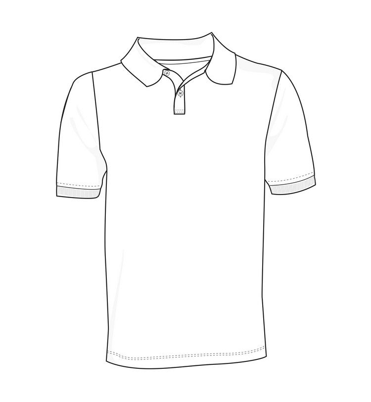 Picture of YES Polo shirt 2020 Azure